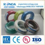 Гибкий изолированный PVC провод медного сердечника электрический