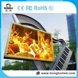 6200CD/M2 P12 LEDのビデオ壁のレンタル屋外のLED表示