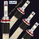 Lampadine automobilistiche del rimontaggio del faro H1 48W 5300lm LED dell'automobile del LED con Fanless