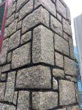 中国Granite/G681/Cobbleの石の敷石または白またはベージュ色または灰色または黒くまたは黄色または緑またはブラウンの花こう岩または床タイルか自然な石または花こう岩の平板または石のタイル