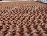 Пусковой площадки занавеса применения парника пусковая площадка влажной влажной охлаждая