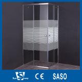 Cabine de venda quente do chuveiro de Poland do vidro escuro