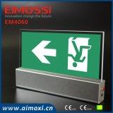 Muestra de la salida de la luz Emergency 3W 3h del LED