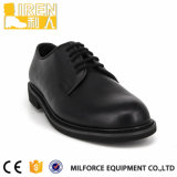 本革の通気性の人のオフィスの靴