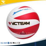 Bola oficial impresa de Vollyball del entrenamiento del emparejamiento de la talla 5