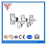Steel&#160 inossidabile; Seamless T dell'accessorio per tubi e del tubo