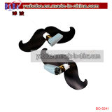 Cadeau de vacances de nouveauté d'éruptions de moustache de faveur d'usager du marché de Yiwu (BO-5541)