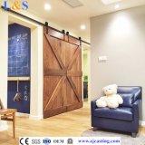 Ferragem de madeira da porta deslizante (LS--SDU-104)