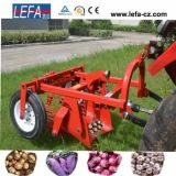 Máquina segador de patata de la cosechadora de Mouted del alimentador del Ce mini