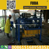 Blocco manuale Qtj4-40b2 che fa macchina nel Ghana