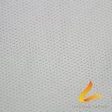 Tela elástico hecha punto de Lycra del Spandex del poliester para la aptitud de la ropa de deportes (LTT-DADMTH#)