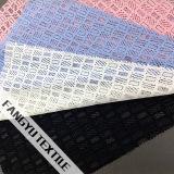 Tela de nylon do laço do algodão popular do projeto de estrutura