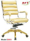 Стул рукоятки кожи отдыха офиса мебели Eames домашний (B103)