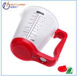 Жидкость нового прибытия Hostweigh горячая продавая веся маштаб измеряя чашки цифров