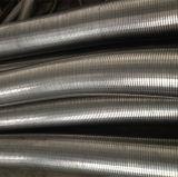 Pipe de métal flexible d'échappement de couplage