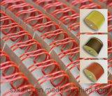 두배로 된 루프 강철 의무 철사