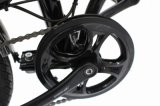 nueva E-Bicicleta plegable caliente 20inch con la luz delantera de Spanninga