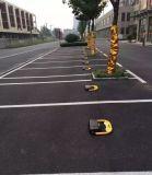 K pulsa a promoción la barrera manual del estacionamiento