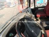Shacmanのトラクターヘッドの使用された380HP Shacmanのトラックヘッド
