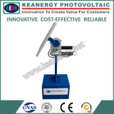 Rail de système d'alimentation solaire d'axe d'ISO9001/Ce/SGS Doule avec précision appliqué en système de picovolte