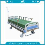 AG-BMS001b Ce&ISO genehmigte Krankenhaus verwendetes justierbares Bett des Metall5-function