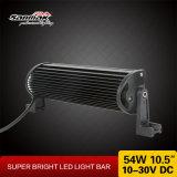 """10.5 """" barres tous terrains 12V d'éclairage LED du véhicule 54W de camion pour la jeep"""