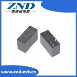 Zdim1 6 релеий среднего размера переключателя чувствительности контакта релеего 5A силы Pin 12V