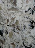 Pierre artificielle de quartz pour la partie supérieure du comptoir de cuisine et le dessus de vanité (GSY010)