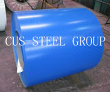 A bobina de aço Prepainted/cor de Galv revestiu as bobinas de aço do metal de Roll/PPGI