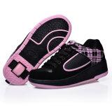 Marken-authentische Fabrik bereift Rochen für Kinder, Rollen-Rochen-Schuhe mit Zeichen-Rad für Kind, Sport-Rollen-Schuhe