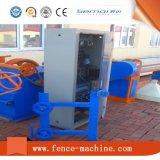 Capa del alambre de acero del PVC que hace la máquina