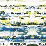 Tissu en soie de qualité d'impression en gros de Digitals (XF-0035)