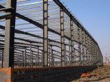 Certificado ISO en todo el edificio Estructura de acero ligero Span