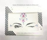 Стикер диаманта Tattoo новой кожи стороны стикера брови глаза прибытия 2017 кристаллический для DIY (TS-040)