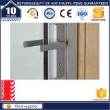 Portes en aluminium de charnière de doubles de porte principale normes australiennes de modèle doubles