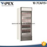 aufrechte Bildschirmanzeige-Kühlvorrichtung des Getränk450l mit einzelner Tür