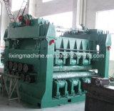 Corte hidráulico à máquina do comprimento para a placa de aço