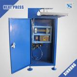 Máquina dupla automática cheia da imprensa do calor da impressão de matéria têxtil da estação