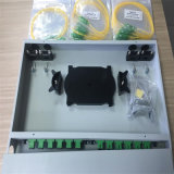 ODF & Fosc 12fo FTTH 12 Box Cores FTTH Outdoor Fiber Terminal Optic Box