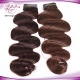 Vaisseau souple et lisse Virgin Brazilian Wave 4 # Light Brown Hair