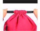 Nylon мешки Backpack гимнастики Drawstring для людей и девушок (44)