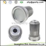 Het commerciële LEIDENE Lichte Profiel van het Aluminium van Heatsink