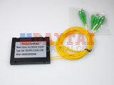 1X4 아BS 상자 유형 광섬유 연결기