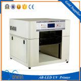 Hot Sell Digital Inkjet UV Flatbed Printer A3 Size UV Candle Bottle Printer