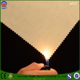 Tessuto di tela rivestito repellente del poliestere della fiamma impermeabile del tessuto per la tenda