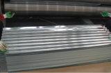 Corrugated гальванизированный стальной лист крыши/волнистая плитка толя металла Gi