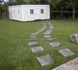 Il basso costo facile monta le case prefabbricate del contenitore