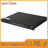 802.3af Poe Ethernet Network Switch 24 Port e 4 SFP