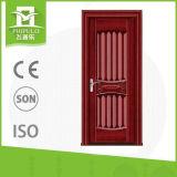 Solo diseño de la puerta del nuevo del estilo hierro barato del precio