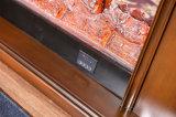 木製LEDを切り分けるTVの立場はつけるヒーターの電気暖炉(331S)を